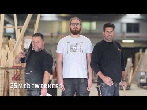 Onze fabriek – De Keukenbladenfabriek